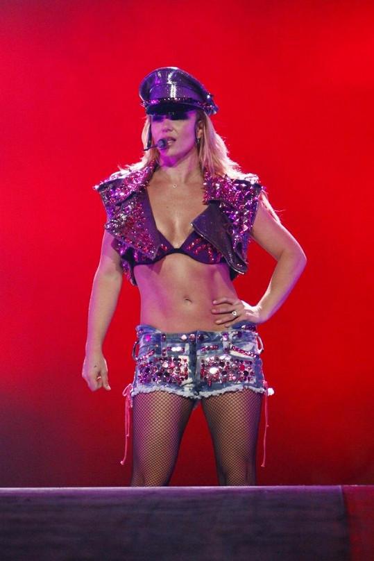 Britney by byla vskutku sexy pedagožkou.