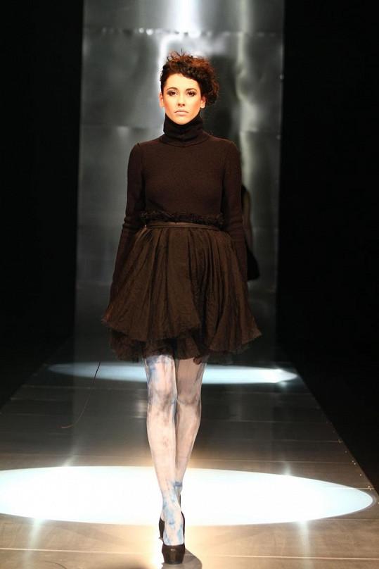 Svobodová je hlavní hvězdou módních veletrhů Styl a Kabo v Brně.