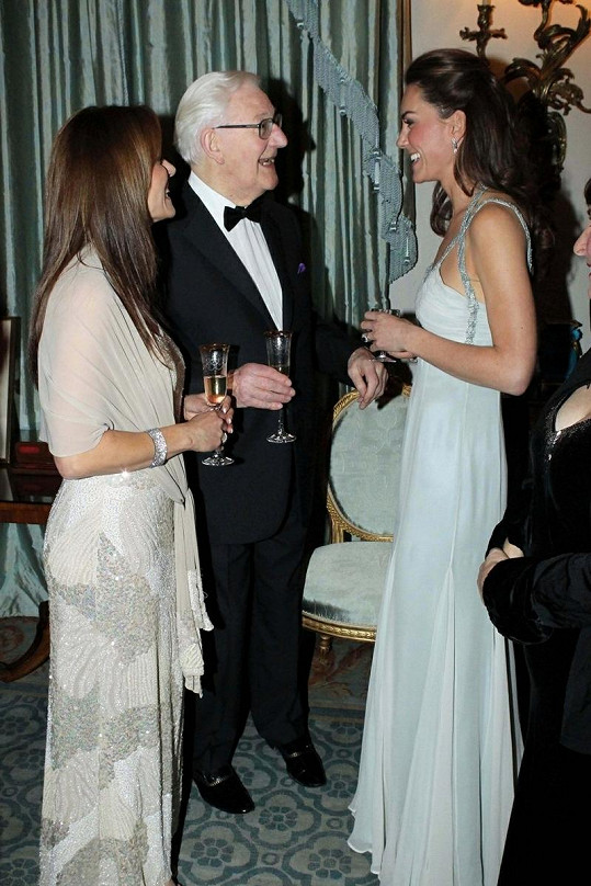 Kate hovořila zejména o charitativní činnosti.