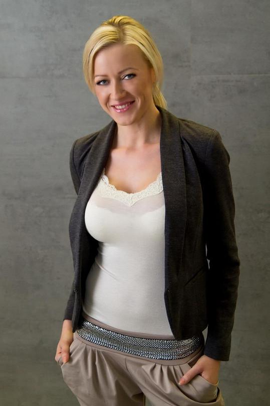 Atraktivní blondýnka se před kamerami poprvé objevila před dvěma lety.