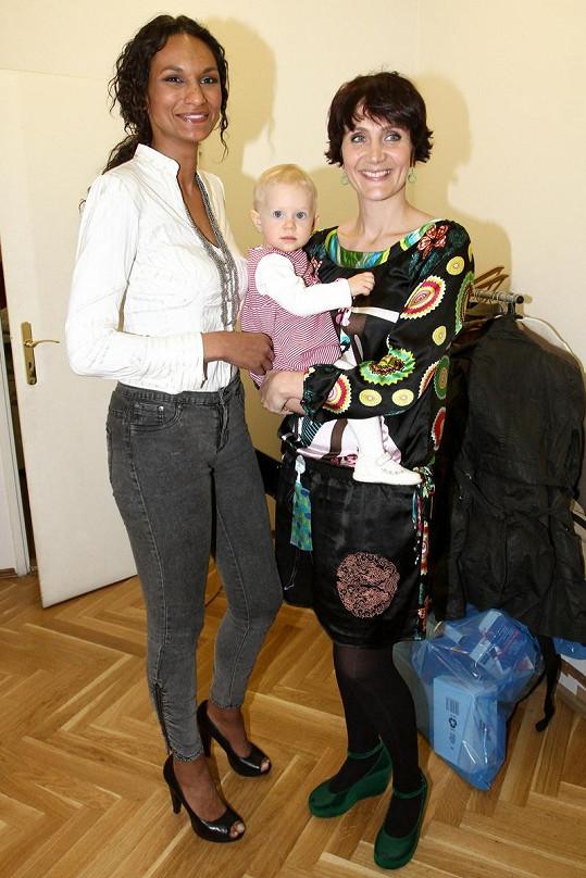 Lejla Abbasová svěřila, že její dítě je téměř stejně světlé jako malá Sára.