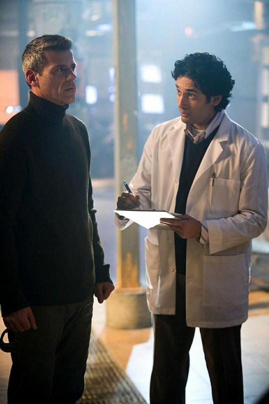 Rob Stewart hraje i po letech detektivy a agenty.