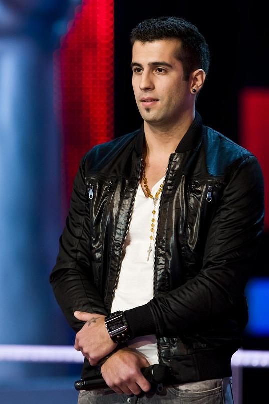 Michal Chrenko byl označený za nejpohlednějšího účastníka, který se kdy ve slovenské SuperStar objevil.