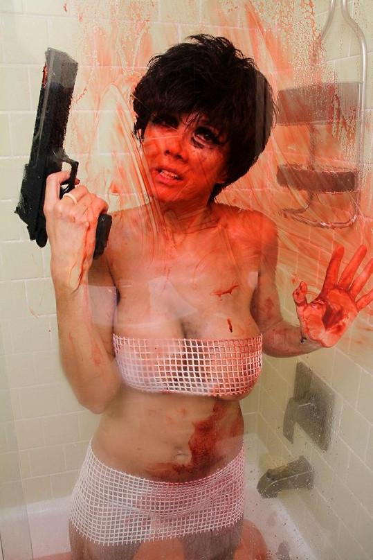 Nadeea Volianova sexy fotkami upozorňuje i na závažná témata.