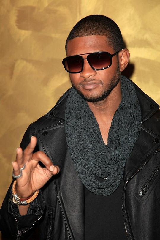 Zpěvák Usher nabízí Pippě Middleton stát se tváří jeho módní značky.