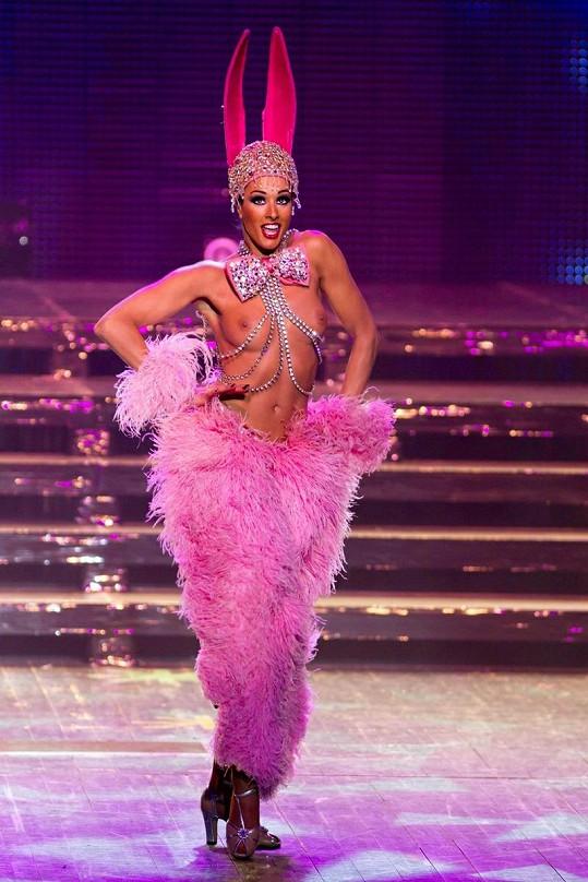 Polonahé krásky předvedly v Moskvě smyslnou show.