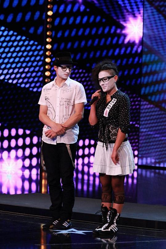 Na televizních obrazovkách se objevila naposledy v roce 2012 v show Česko Slovensko má talent.