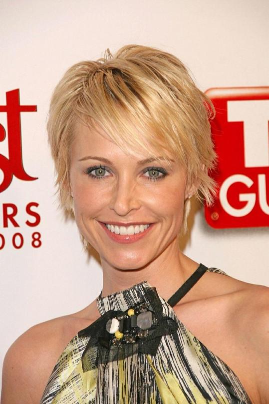 Josie Bissett na snímku z roku 2008.