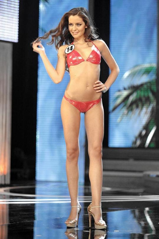 Tereza Chlebovská má dokonalé tělo.