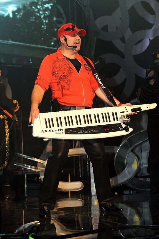 Michal David opět prokázal, že je skvělý hudebník.
