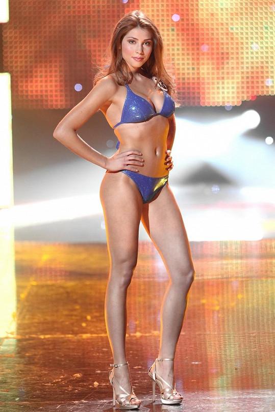 Denisa Domanská bude o prestižní titul Miss World bojovat již tuto neděli.