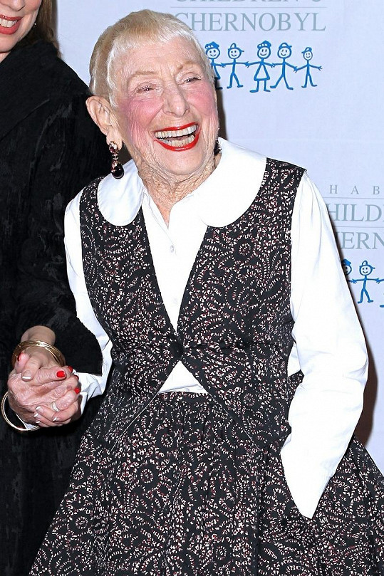 Leah Adler dokáže svým úsměvem zpříjemnit den snad každému.