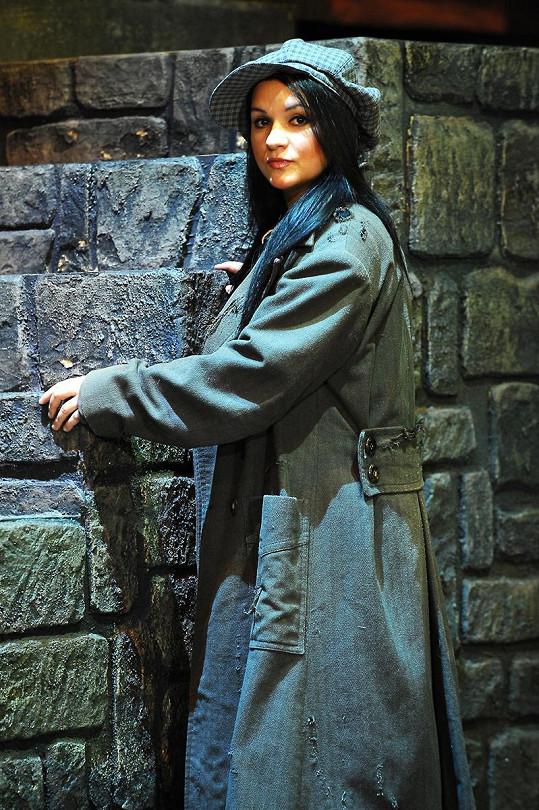Magda vypadá úžasně.