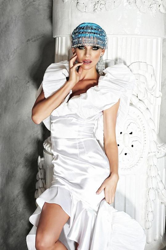 Andrea Verešová patří mezi nejlepší české modelky.