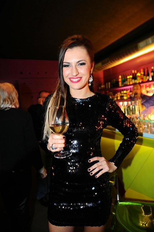Pavlína Dubná je vážně krásná dívka.