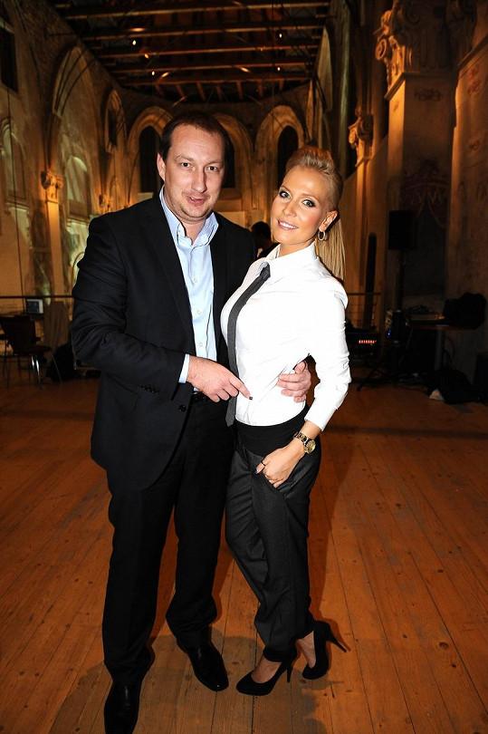 Michaela Ochotská a Michal Exner jsou spolu už půl roku.