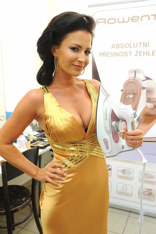 Gabriela Partyšová je velmi sexy.