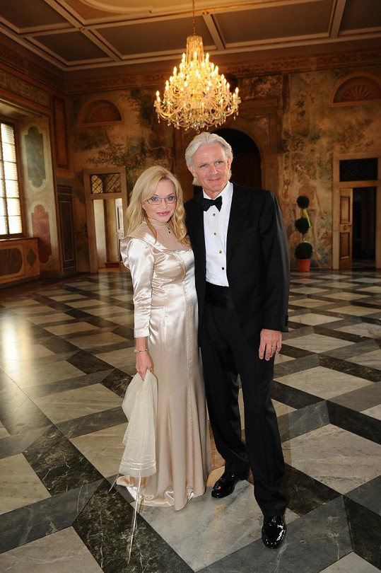 Martinický palác je jedním z nejkrásnějších v Praze.