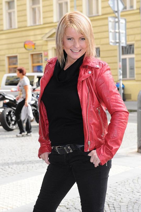 Iveta Bartošová v jednom ze svých lepších období