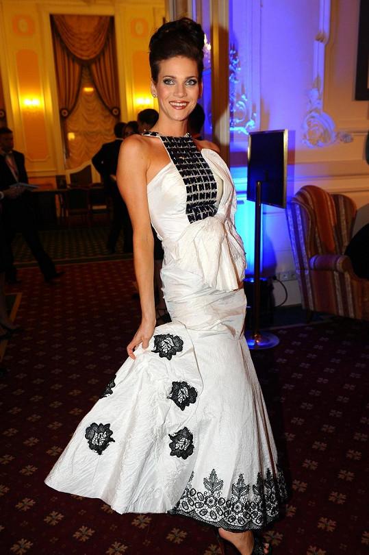 Andrea Verešová si umí představit sama sebe jako Bond girl.