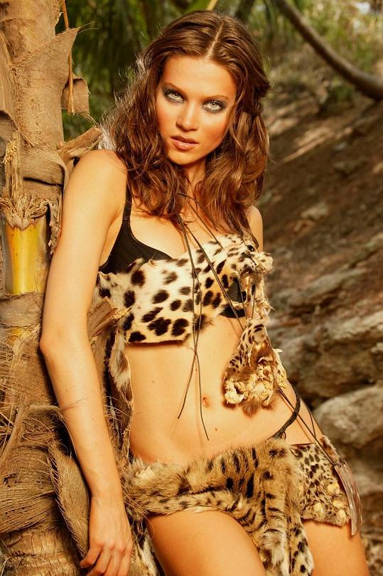 Verešová ala tygřice