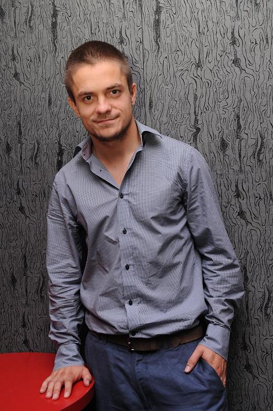 Jiří Mádl odlétá do Ameriky.