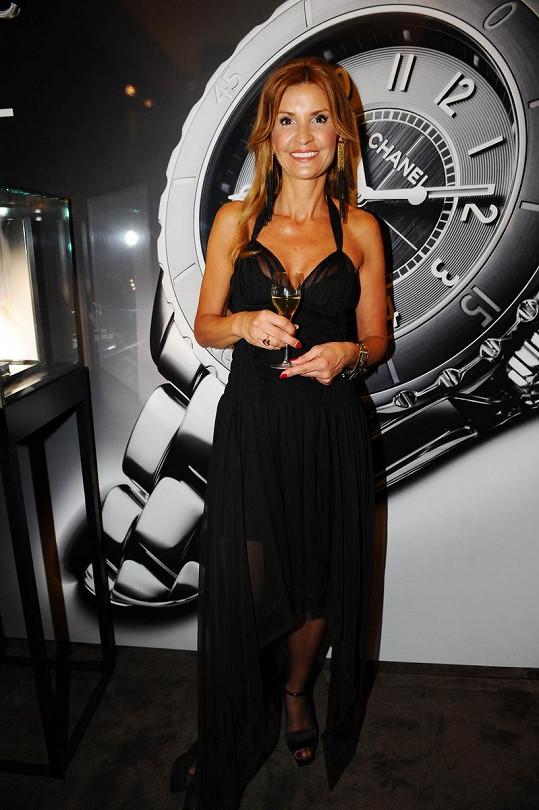 Tamara Bendlová a její vysněné hodiny Chanel