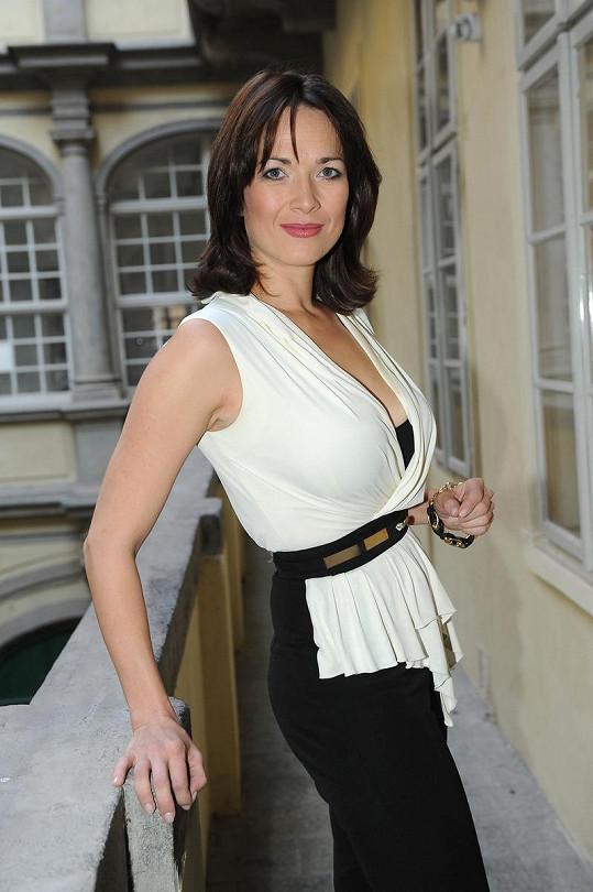 Tereza Kostková vypadá úžasně.