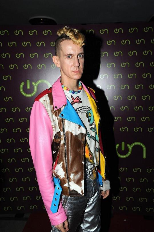 Do nového gay klubu dorazil také světoznámý návrhář Jeremy Scott.