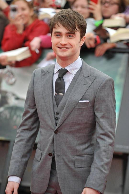 Daniel Radcliffe se poslední dobou novinářům hodně svěřuje.