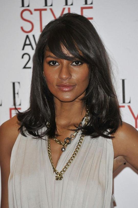 Emanuela de Paula na ELLE Style Awards 2011.
