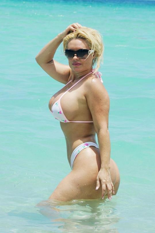 Dvaatřicetiletá Coco má s manželem Ice-T vlastní reality show.