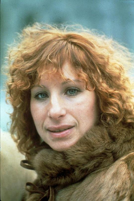 Streisand ve filmu z roku 1979 Žena v ringu.