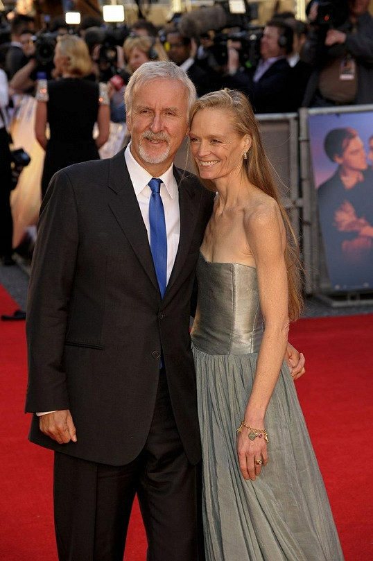 James Cameron a Suzy.