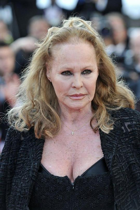 Ursula vloni na festivalu v Cannes.