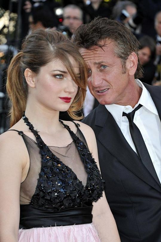 Eve a Sean Penn.