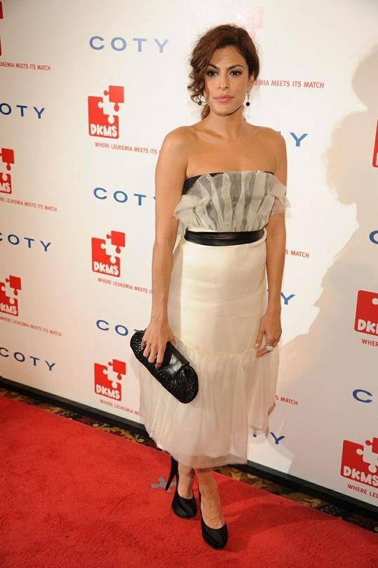 Eva patří mezi nejkrásnější ženy Hollywoodu.