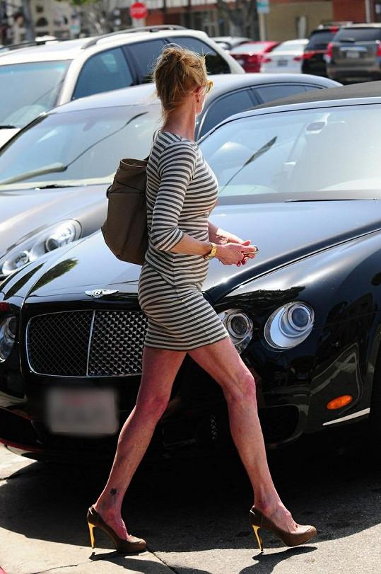 Manželka Antonia Banderase velmi zhubla během léčení, které podstoupila v loňském roce.