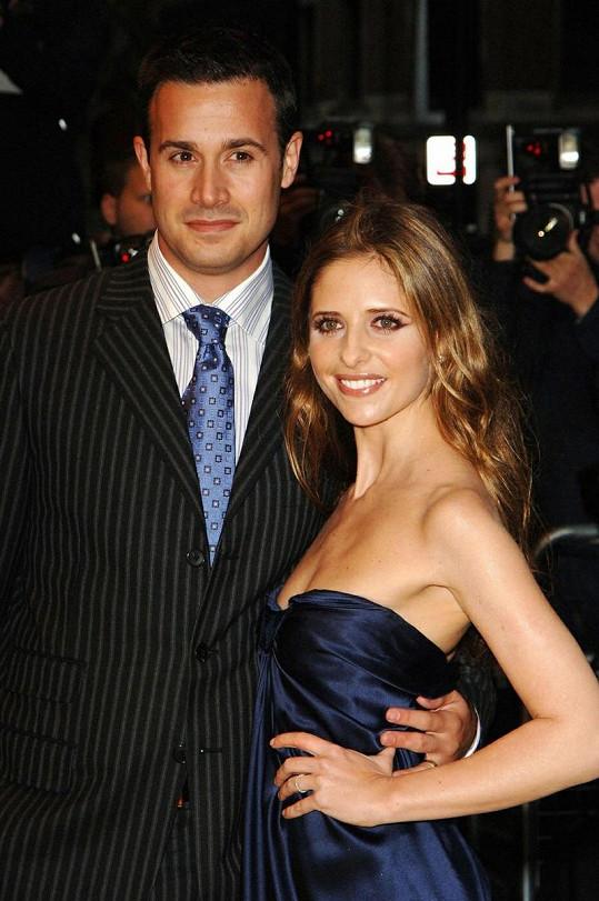 Sarah Michelle Gellar porodila svému manželovi již druhého potomka.