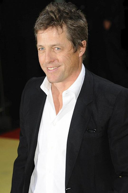 Hugh Grant se stal otcem po krátkodobé známosti s čínskou herečkou.