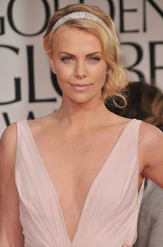 3. Charlize Theron