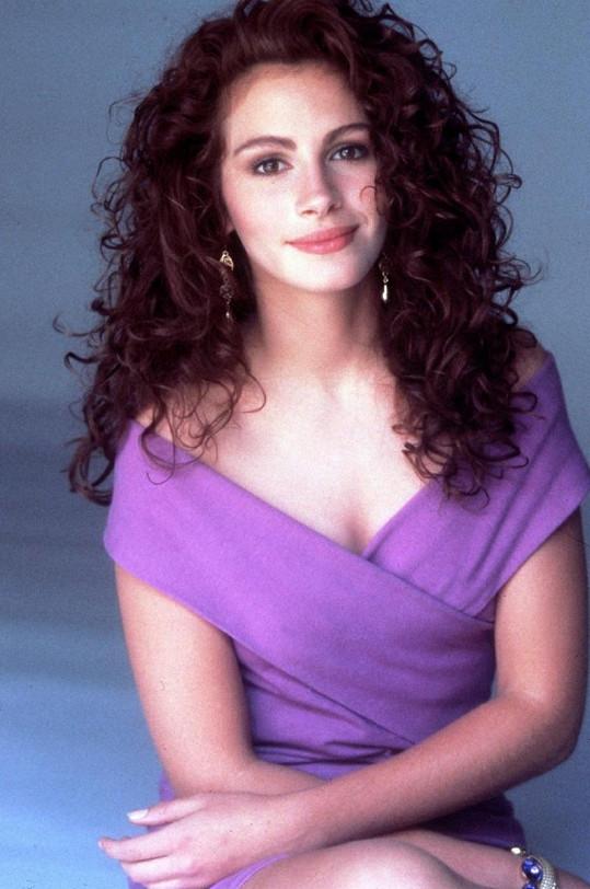 Julia byla krásná zamlada a je i teď.