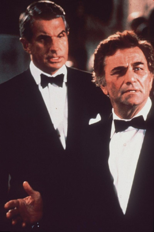 Herec v roli vraha v televizním seriálu Columbo.