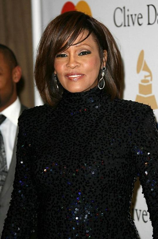 Whitney je stále velmi krásnou ženou.