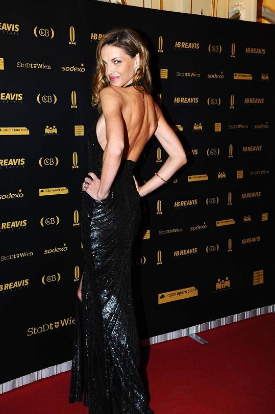 Pavlína Němcová je velmi uznávanou modelkou.