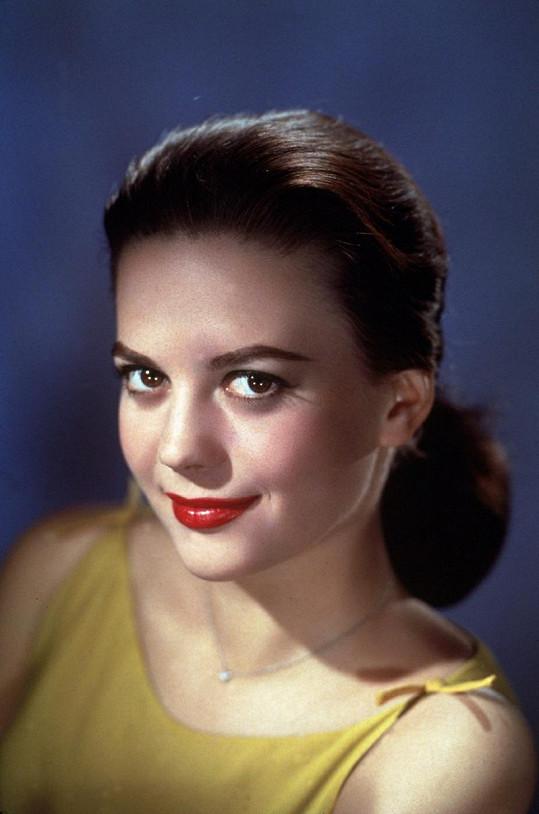 Podmanivému pohledu Natalie Wood podlehly milióny fanoušků po celém světě.