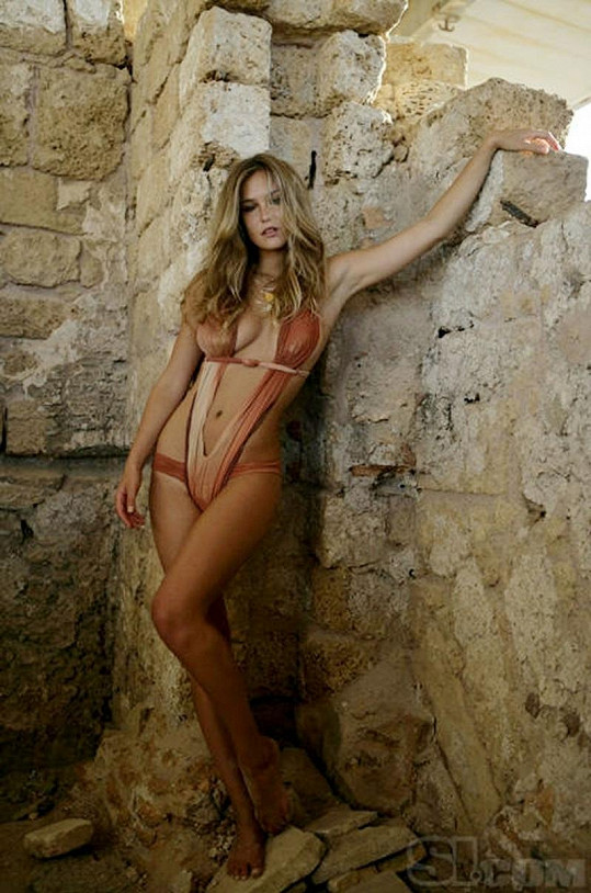 Bar Refaeli je jednou z nejkrásnějších modelek.