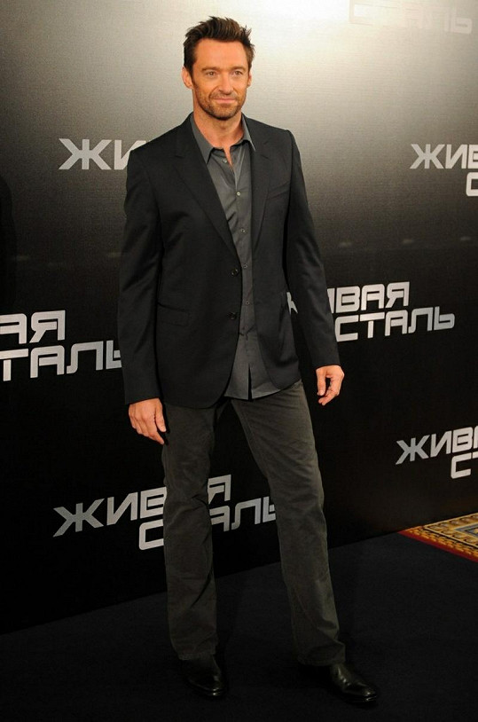 Australský herec Hugh Jackman si v komedii zahrál bývalého přítele Jennifer Garner.