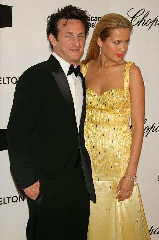 Petra Němcová a Sean Penn by byli krásný pár.