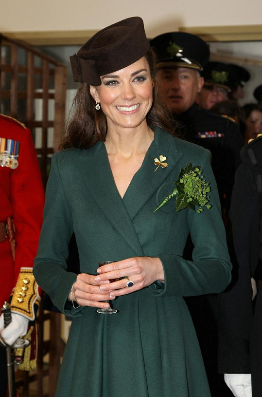 10. Catherine Middleton